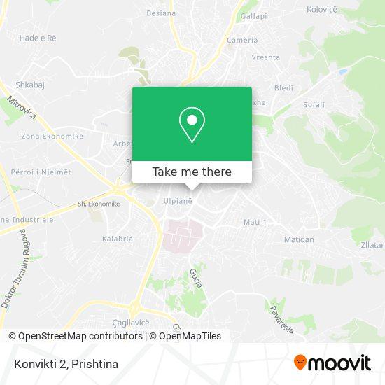 Konvikti 2 map