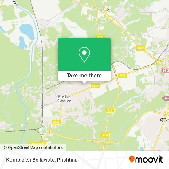 Kompleksi Bellavista map