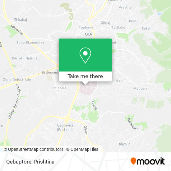 Qebaptore map
