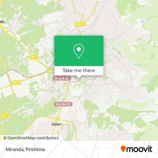 Miranda map