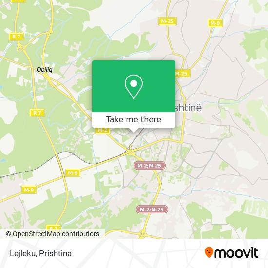Burr'O Pasta map