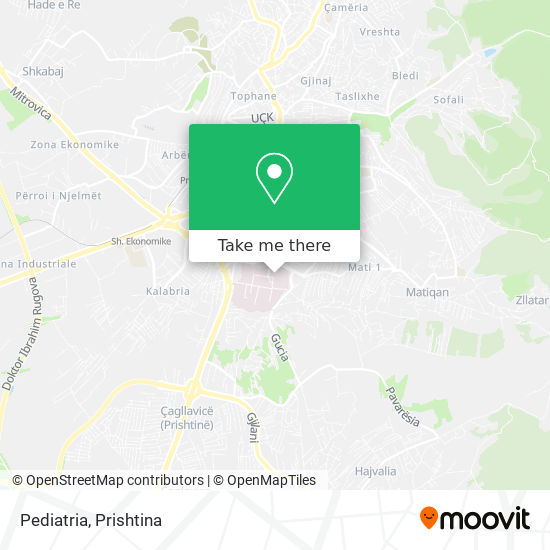 Pediatria map