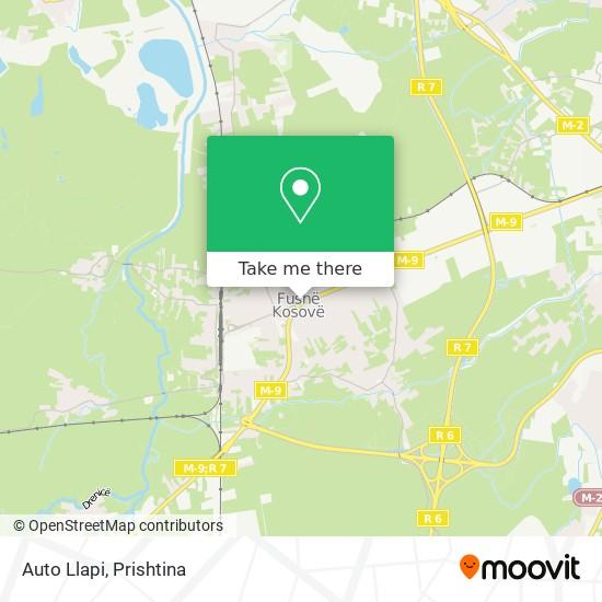 Auto Llapi map