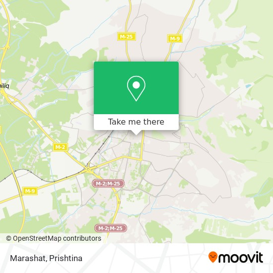 Marashat map
