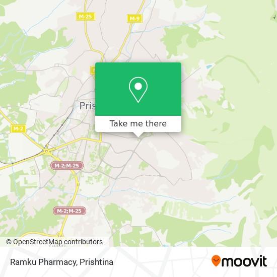 Ramku Pharmacy map