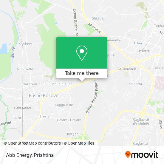 Abb Energy map