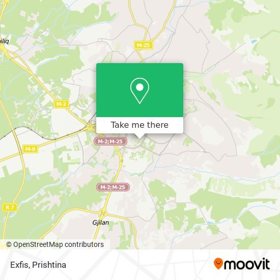 Ina Petrol map