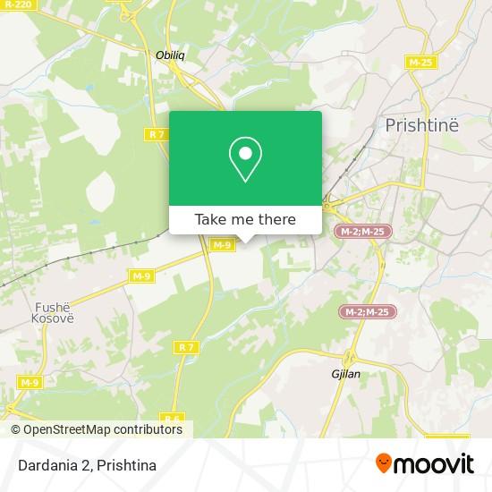 Dardania 2 map