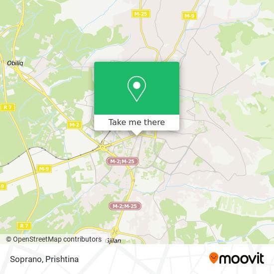 Soprano map