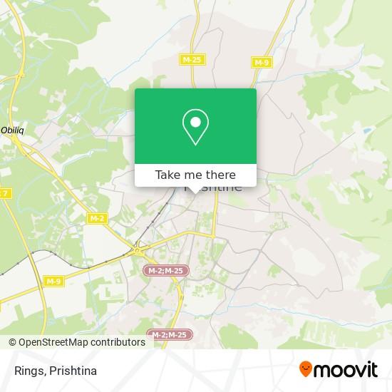 Rings map