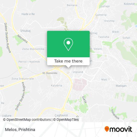 Melos map