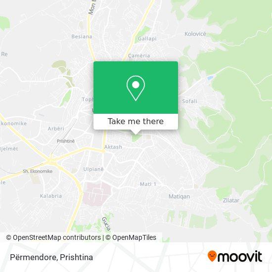 Përmendore map