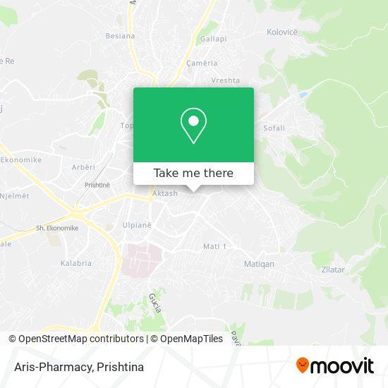 Aris-Pharmacy map