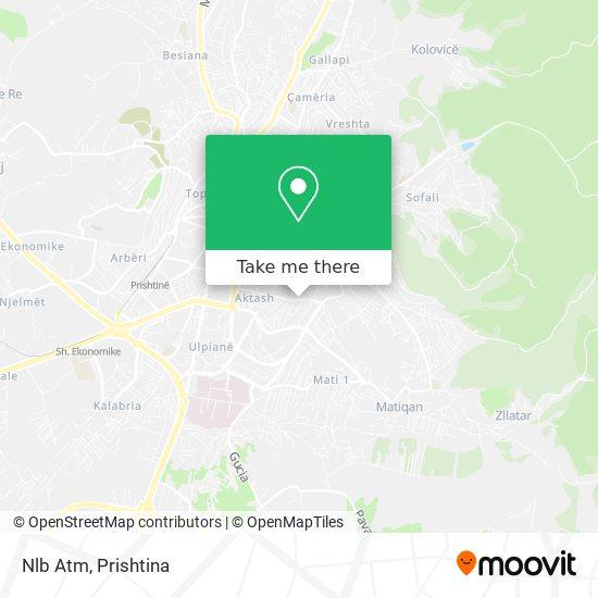 Nlb Atm map
