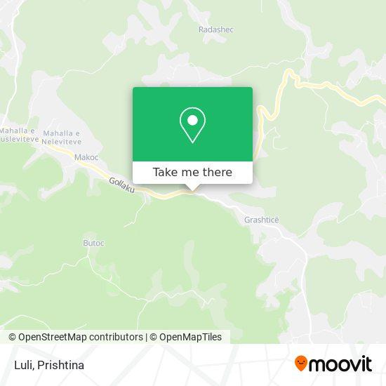 Luli map
