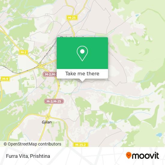 Furra Vita map