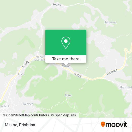 Makoc map