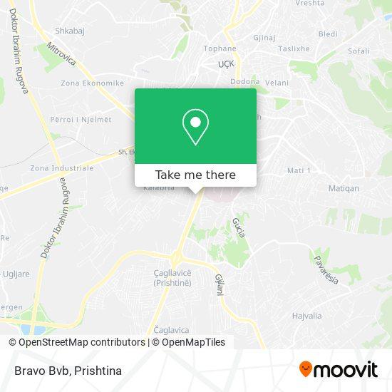 Bravo Bvb map