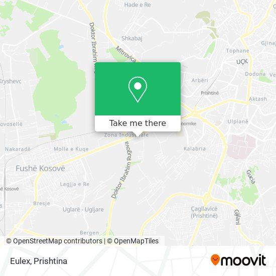 Eulex map