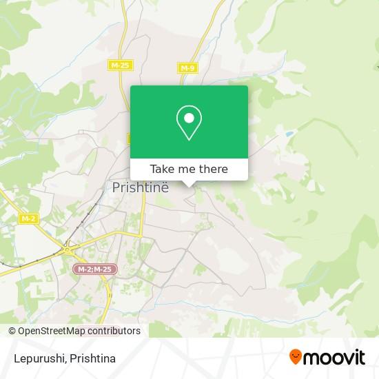 Lepurushi map