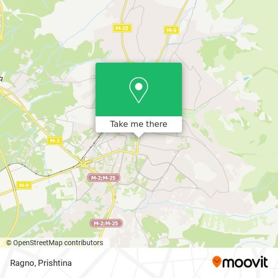 Ragno map
