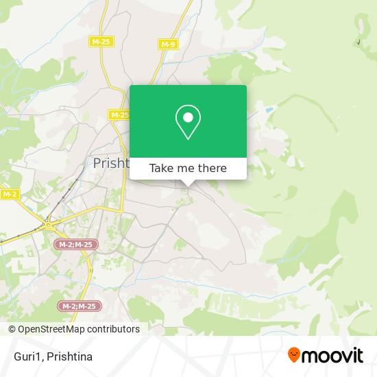 Guri1 map