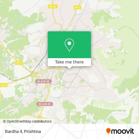 Bardha 4 map