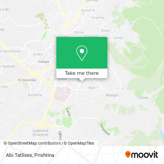 Abi Tatlises map