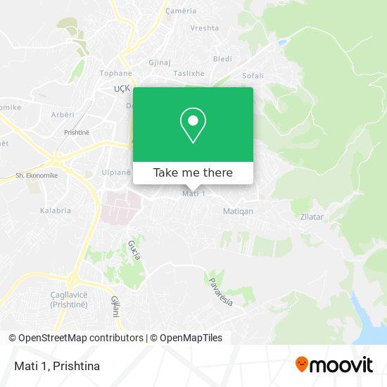 Mati 1 map