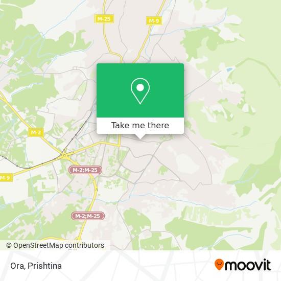 Ora map