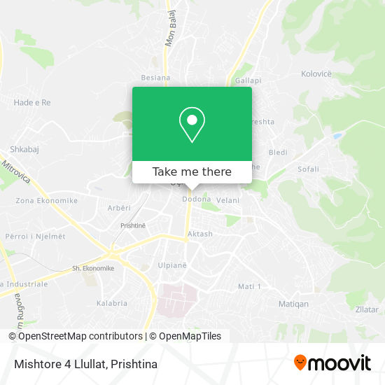 Mishtore 4 Llullat map