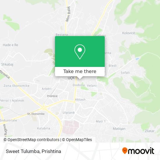 Sweet Tulumba map
