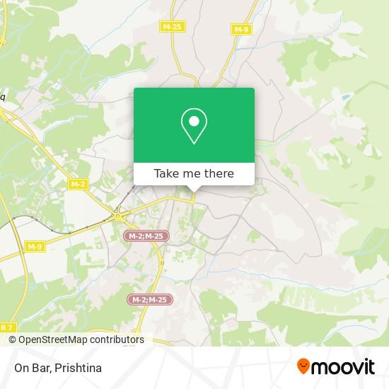 On Bar map