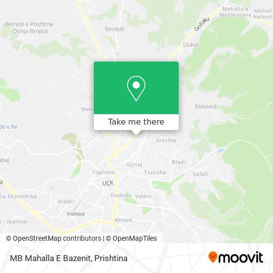 MB Mahalla E Bazenit map