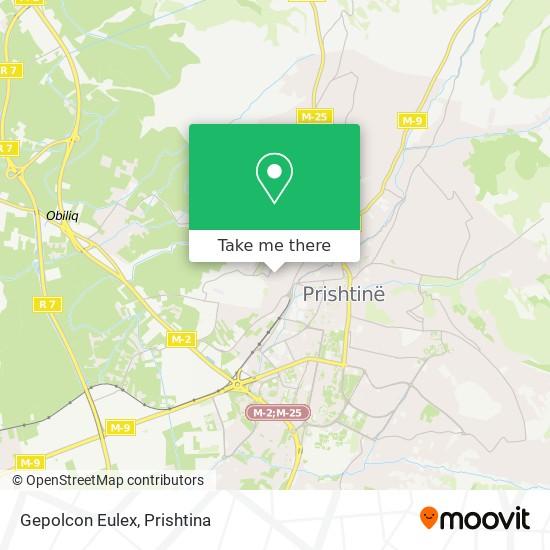 Gepolcon Eulex map