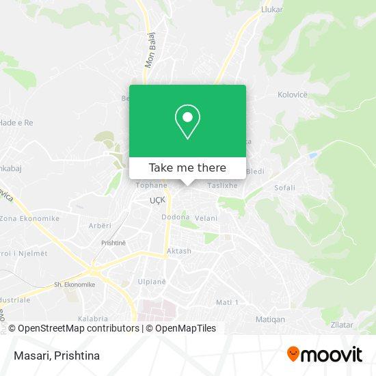 Masari map