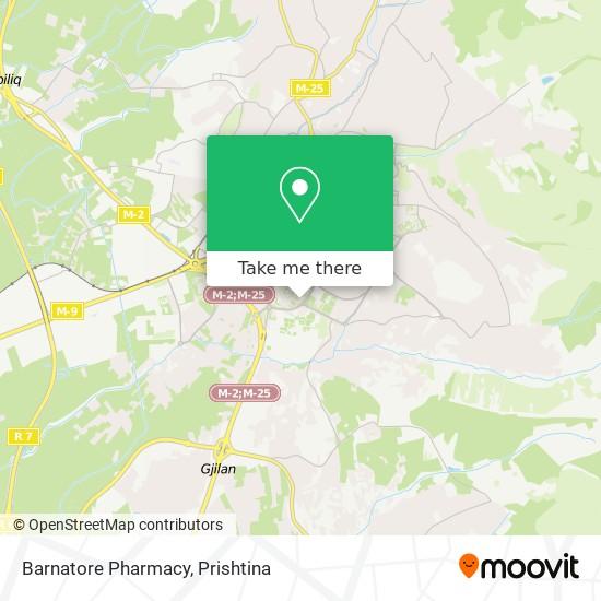 Barnatore Pharmacy map
