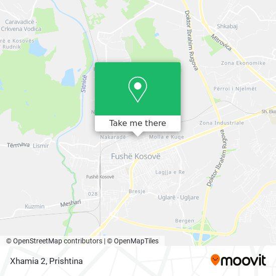 Xhamia 2 map