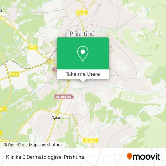 Klinika E Dermatologjise map