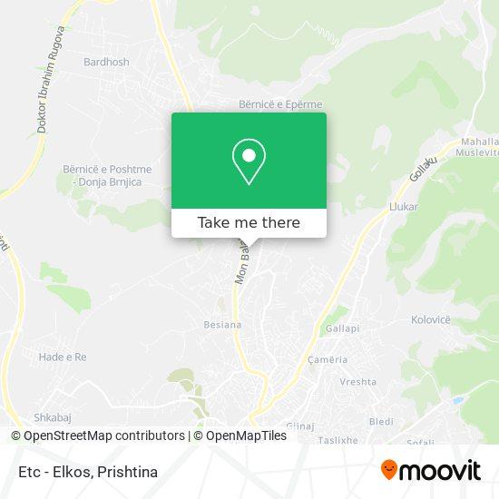 Etc - Elkos map