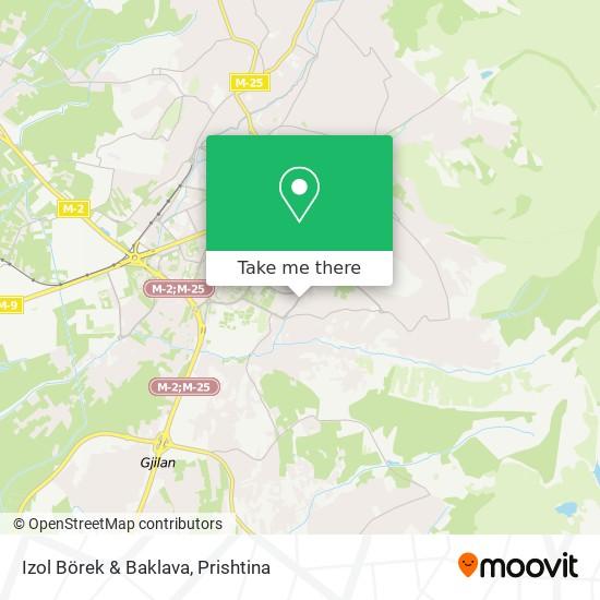 Chipolino map
