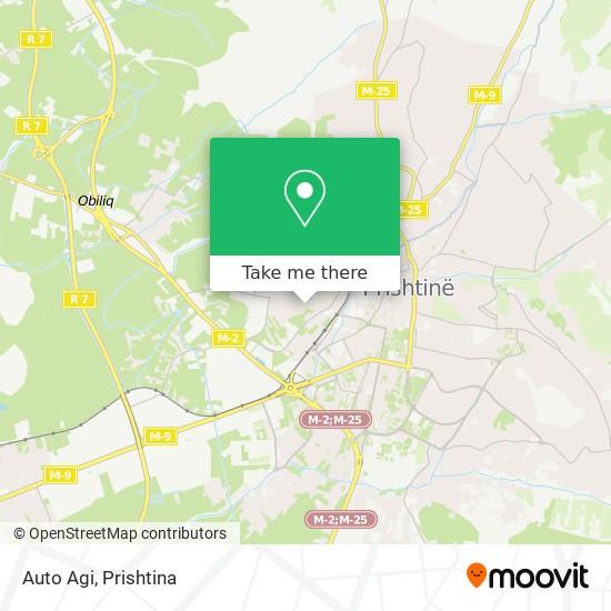 Auto Agi map