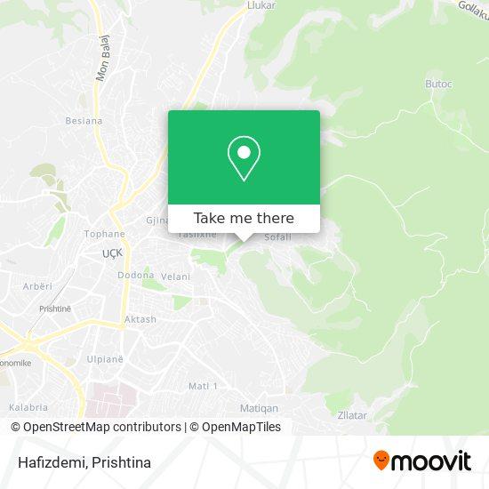 Hafizdemi map