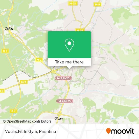 Voulis map