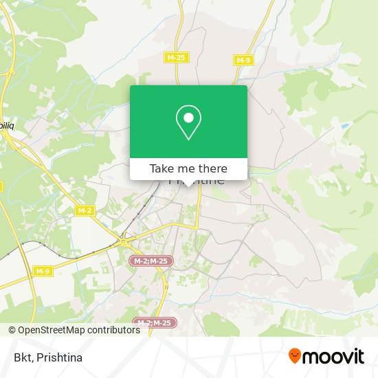 Bkt map