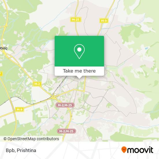 Bpb map