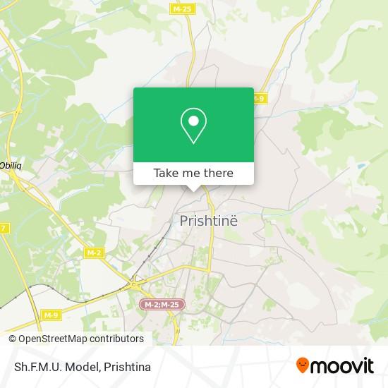 Sh.F.M.U. Model map
