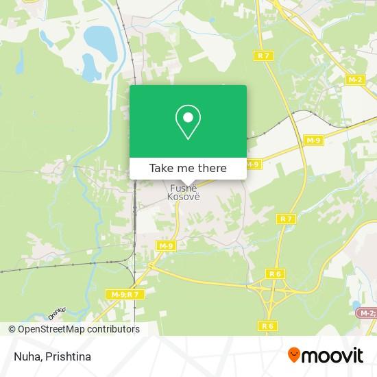 Nuha map