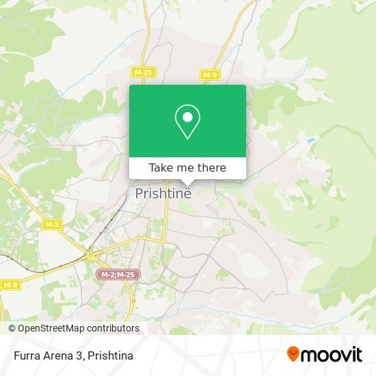 Furra Arena 3 map