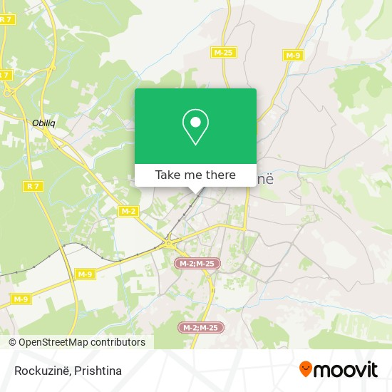 Rockuzinë map